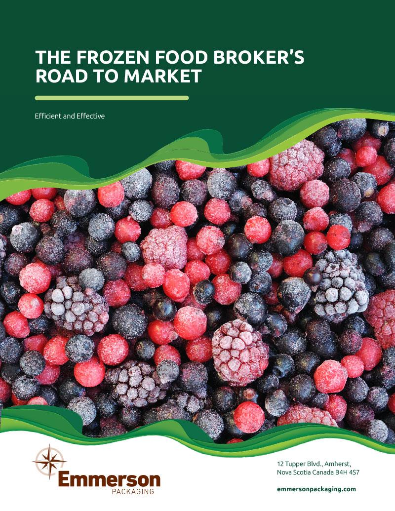 The Frozen Food Broker's Road to Market